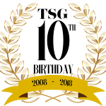 TSG 10th Birthday Logo2