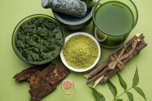 Ayurveda Treatment - The Healing power of Herbs