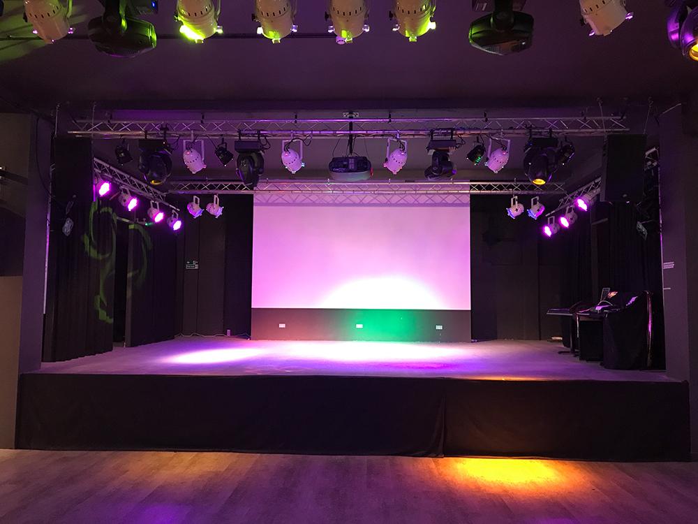 3D Hologram Projector Presentation