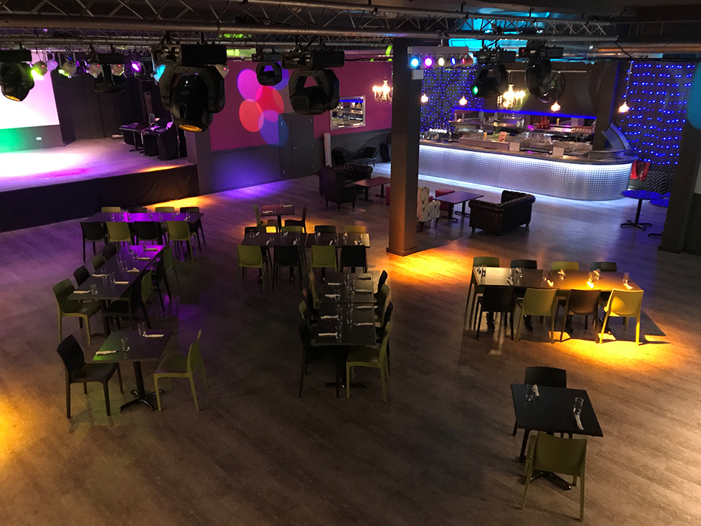 Private Hire Private Party Stage Bar Portslade