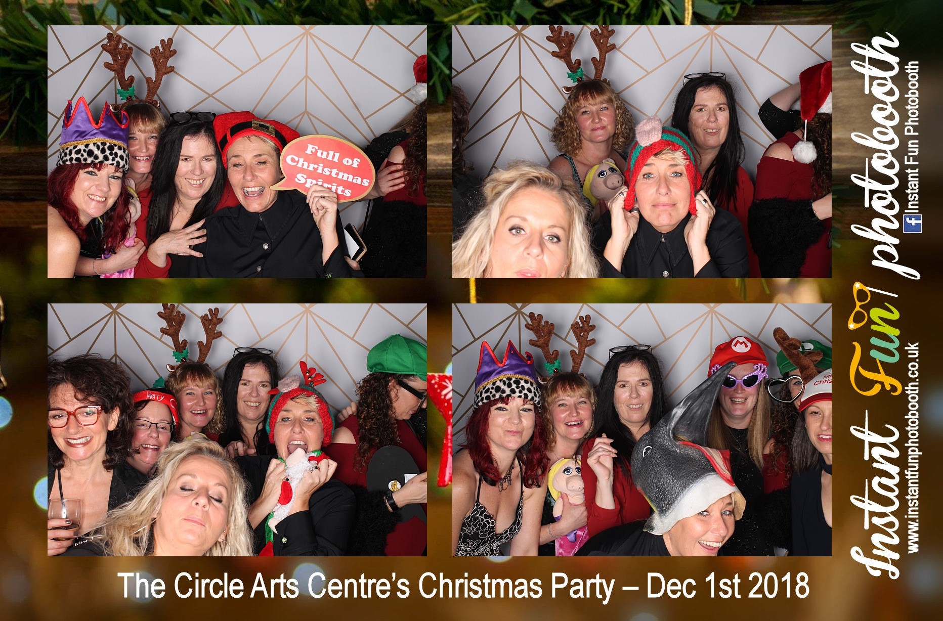 The Circle - Christmas Party 2018