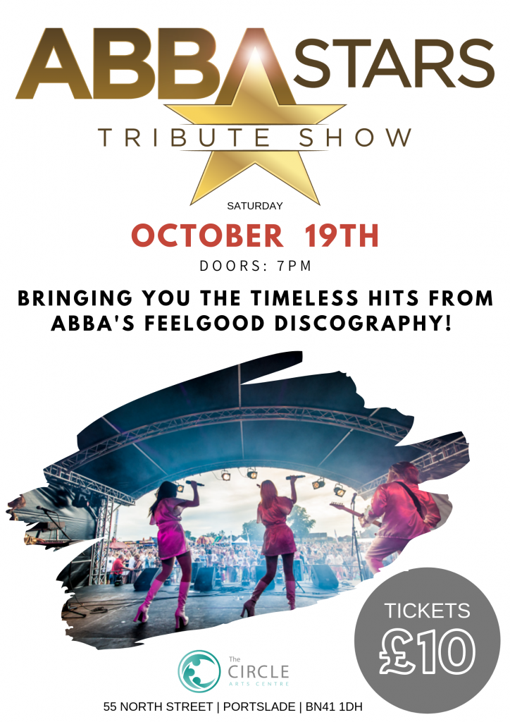 ABBA STARS - Tribute Show - Sat 19th Oct