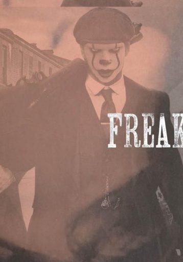 Freaky Blinders Halloween