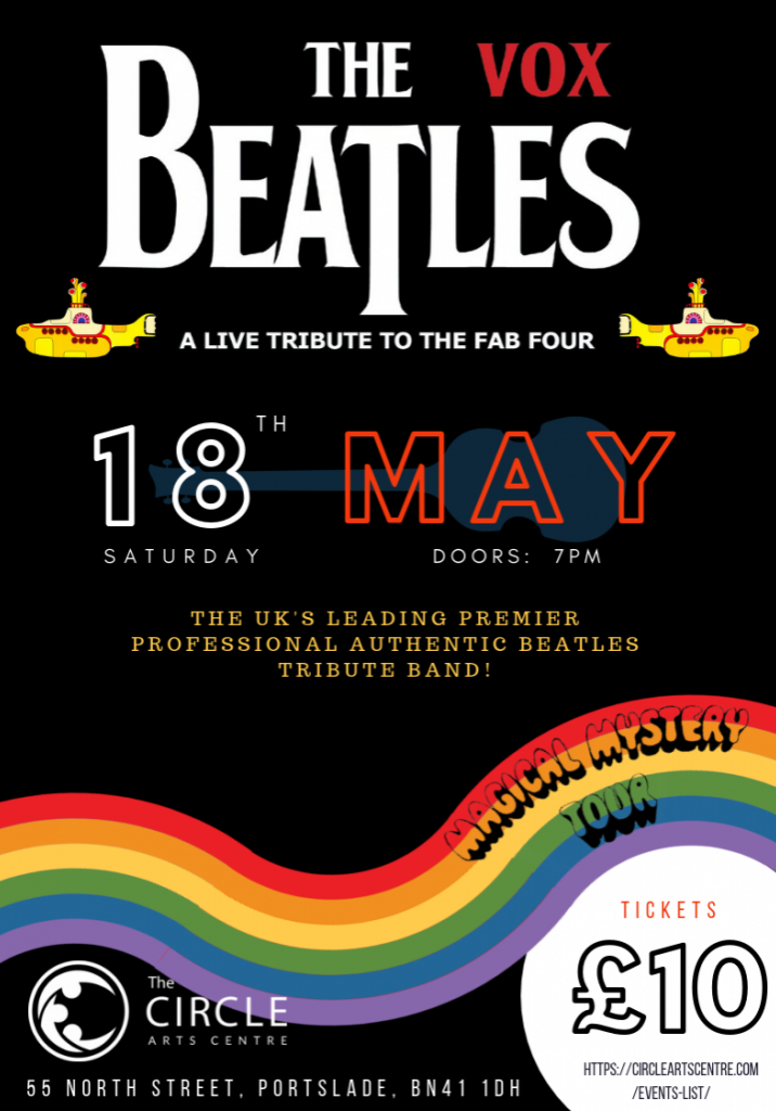 Beatles - 18.05.19