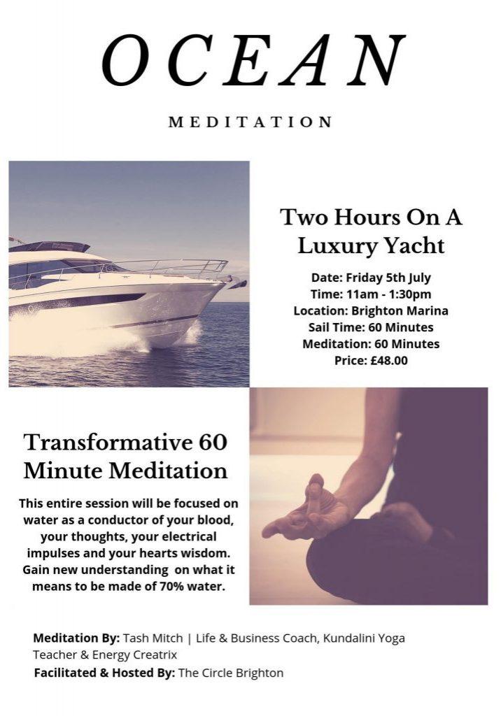 Ocean Meditation - resized