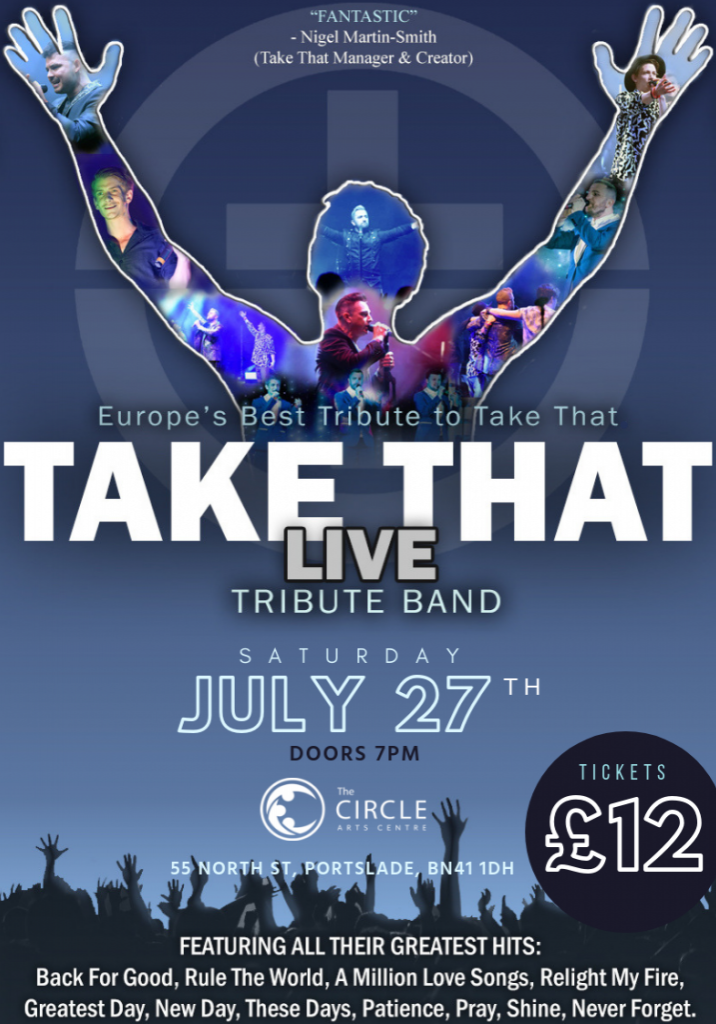 Take That Live! 27.7 - 2 (002)