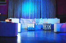 The Circle Arts Centre - Theatre/Stage Area